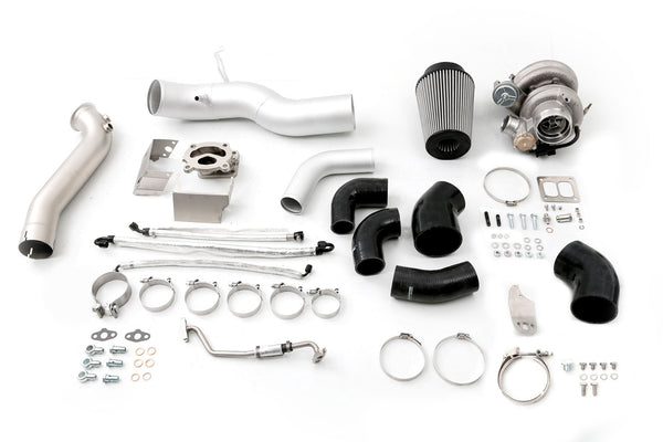 cp-e™ Atmosphere Borg Warner EFR Twin Scroll Turbo Kit for 2015+ Ford Mustang Ecoboost