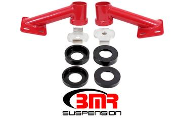 BMR Suspension Cradle Bushing Lockout Kit Level 2 for 2015+ Ford Mustang