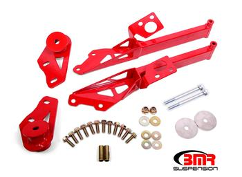 BMR Suspension IRS Subframe Support Brace System for 2015+ Ford Mustang