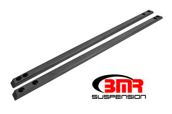 BMR Suspension Chassis Jacking Rail Super Low Profile for 2015+ Ford Mustang
