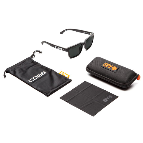 Cobb SPY+ Optic Helm 2 Polarized Sunglasses w/ Happy Lenses