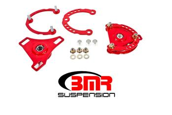 BMR Suspension Caster Camber Plates For 2015+ Ford Mustang