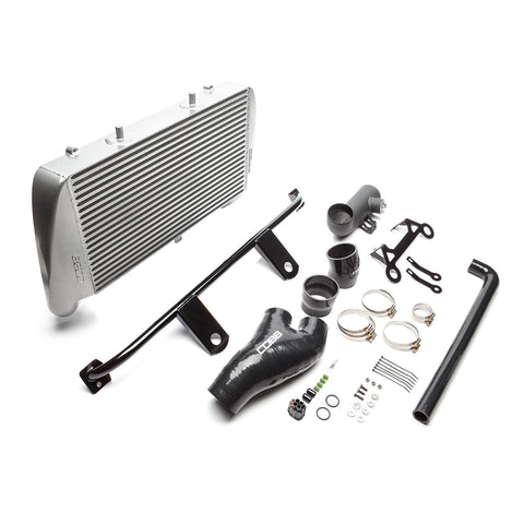 Cobb Tuning Silver Front Mount Intercooler for 2017+ Ford F-150 Raptor