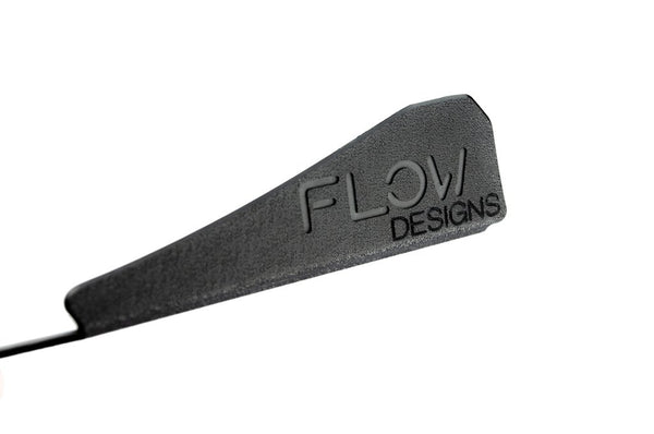 Flow Designs Adjustable Rear Spat Winglets (Pair) for 2016+ Ford Focus RS