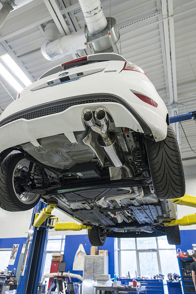 MAPerformance 2014+ Fiesta ST Cat-back Exhaust (FIST-CBE)
