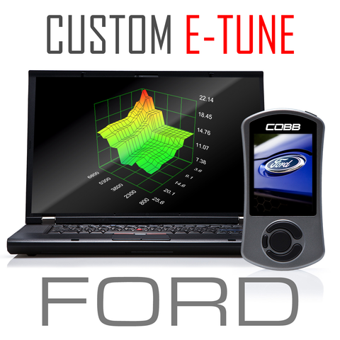 2016+ Ford Focus RS – TUNE+