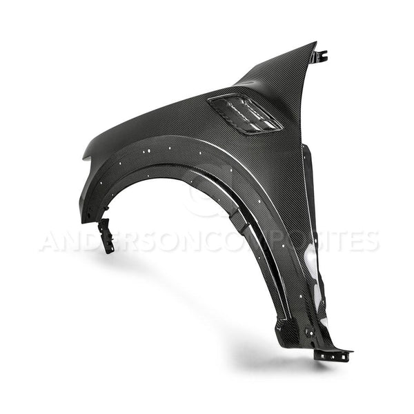 Anderson Composites Type-OE Carbon Fiber Front Fenders (Pair) for 2017+ Ford F-150 Raptor