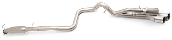 cp-e™ Nexus Cat Back Exhaust for 2014+ Ford Fiesta ST