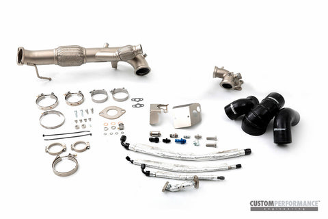 cp-e™ Atmosphere Bare Bones Turbo Kit for 2013+ Ford Focus ST