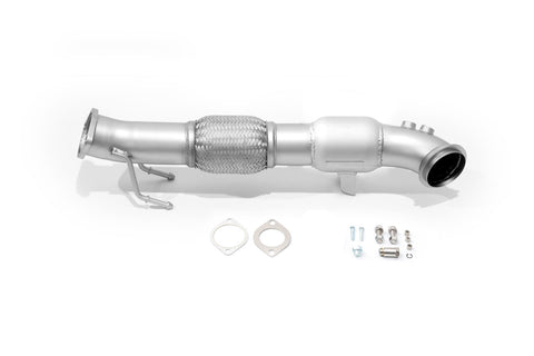 cp-e™ QKspl Catted Downpipe for 2013+ Ford Focus ST