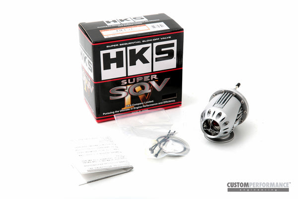 cp-e™ Exhale HKS BOV Kit for 2015+ Ford Mustang Ecoboost
