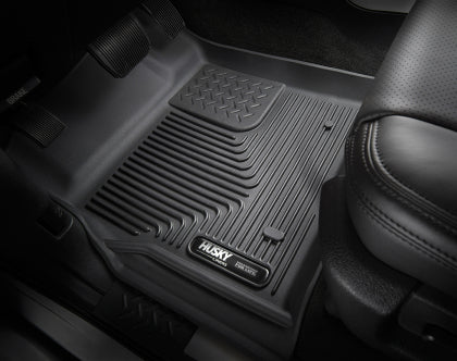 Husky Liner Floor Liners for 2015+ Ford F-150 Raptor