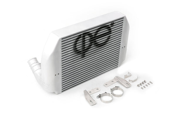 cp-e™ ΔCore Race V2 Dissipate Black Front Mount Intercooler for 2015+ Ford Mustang Ecoboost