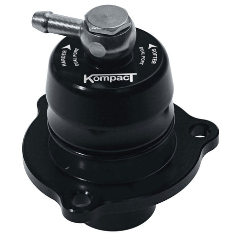 Turbosmart Blow Off Valve Kompact Shortie Dual Port for 2014+ Ford Fiesta ST