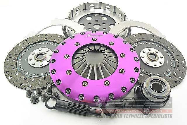 Xtreme Clutch Twin Disc (Rigid Organic) for 2016+ Focus RS