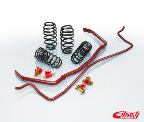 Eibach Pro-Plus Kit (Springs/Sway Bars)For 2015+ Ford Ecoboost Mustang