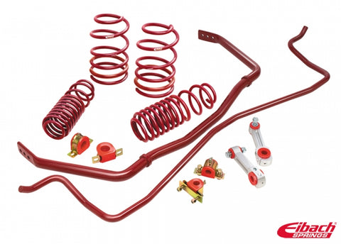 Eibach Sport Plus Kit (Springs/Sway Bars) For 2015+ Ford Ecoboost Mustang