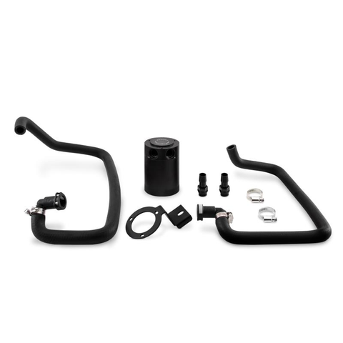 Mishimoto Baffled Oil Catch Can for 2015+ Ford Ecoboost Mustang