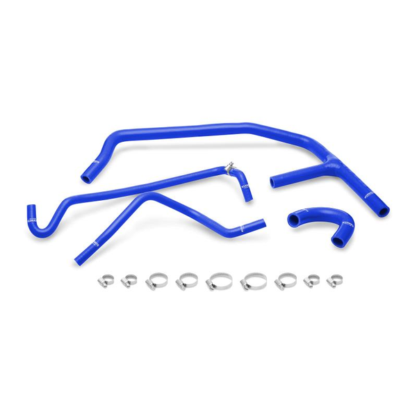 Mishimoto Silicone Ancillary Hose Kit for 2015+ Ford Ecoboost Mustang
