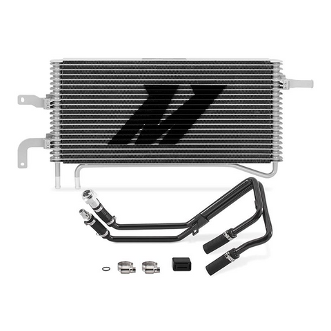 Mishimoto Transmission Cooler for 2015+ Ford Ecoboost Mustang (AUTO)