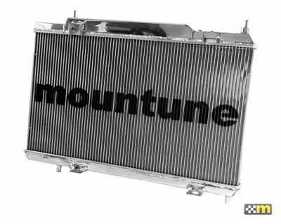 Mountune Triple Pass Radiator Upgrade for 2014+ Ford Fiesta ST