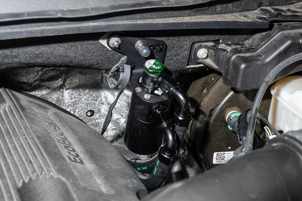 Radium Engineering Catch Can System for 2017+ Ford F-150 Raptor
