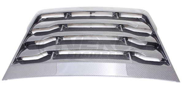 Verus Carbon Fiber Hood Louver Kit for 2017+ Ford F-150 Raptor