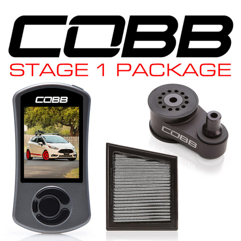 Cobb Tuning Stage 1 Power Package for 2014+ Ford Fiesta ST