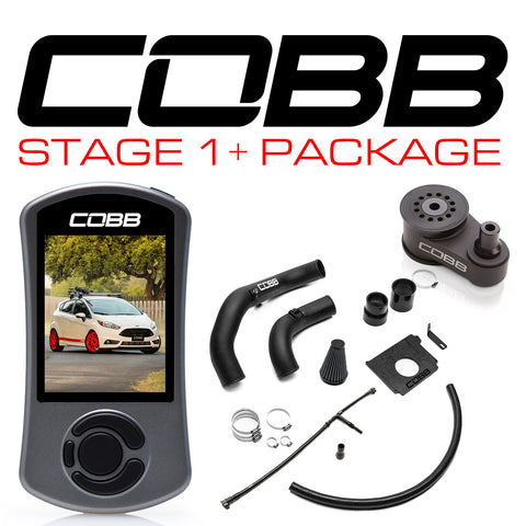Cobb Tuning Stage 1+ Power Package for 2014+ Ford Fiesta ST