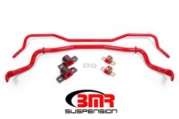BMR Suspension Sway Bar Kit With Bushings Front/Rear For 2015+ Ford Mustang
