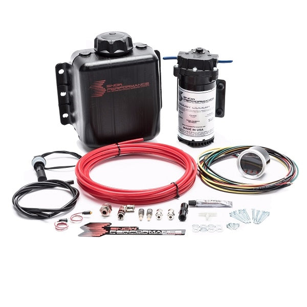 Snow Performance Stage 2.5 Boost Cooler Methanol Injection Kit - UNIVERSAL (SNO-210)