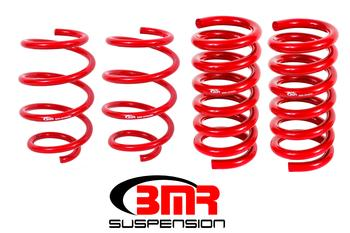 "BMR Suspension ""Handling"" Lowering Springs (Set of 4) for 2015+ Ford Mustang"
