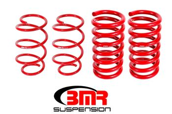 "BMR Suspension ""Drag"" Lowering Springs (Set of 4) For 2015+ Ford Mustang"