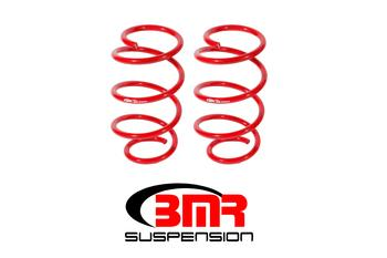 "BMR Suspension Front ""Drag"" Lowering Springs For 2015+ Ford Mustang"