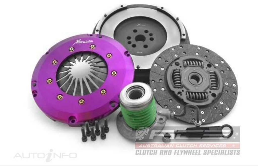 Xtreme Clutch Single Disk Clutch Kit for 2015+ Ecoboost Mustang