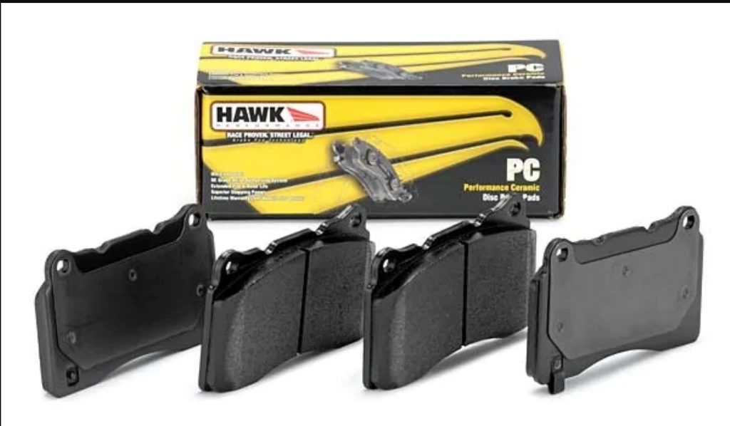 Hawk Brake Pads for 2016+ Ford Focus RS