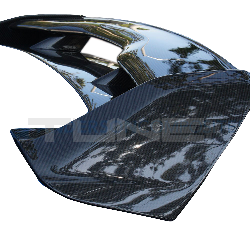 Anderson Composites Carbon Fiber Rear Spoiler/Wing for 2016+ Focus RS