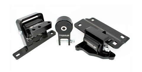 Torque Solution Complete Engine Mount Kit for 2013+ Ford Focus ST/RS