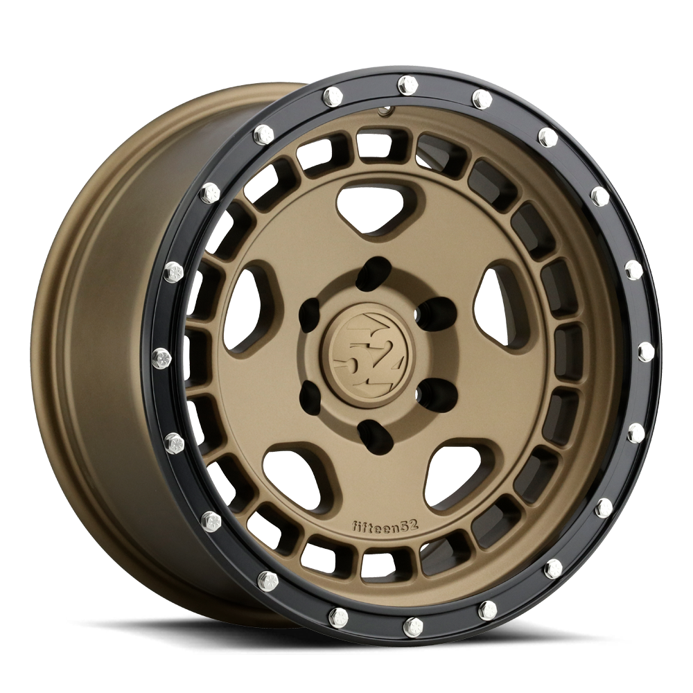 Fifteen52 Turbomac HD Wheels For 2017+ Ford F-150 Raptor (And other models)