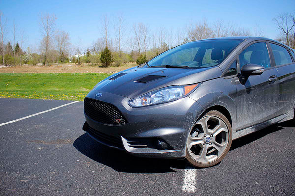 Verus Hood Vent System for 2014+ Fiesta ST