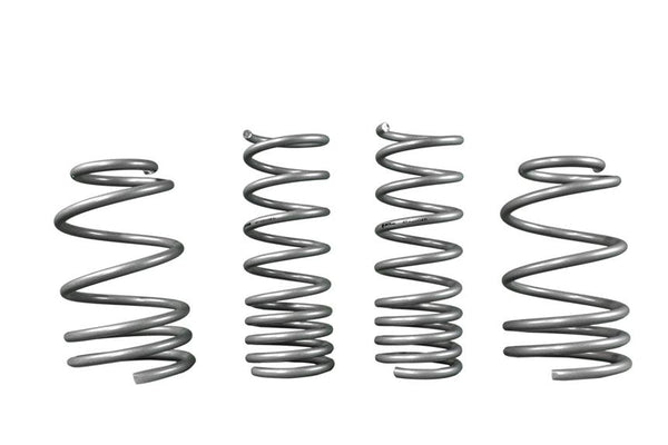 Whiteline Performance Lowering Springs (25mm F/R) for 2016+ Ford Focus RS (WSK-FRD008)