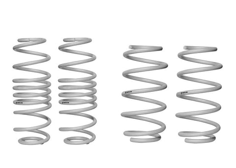 Whiteline Lowering Springs for 2014+ Ford Fiesta ST