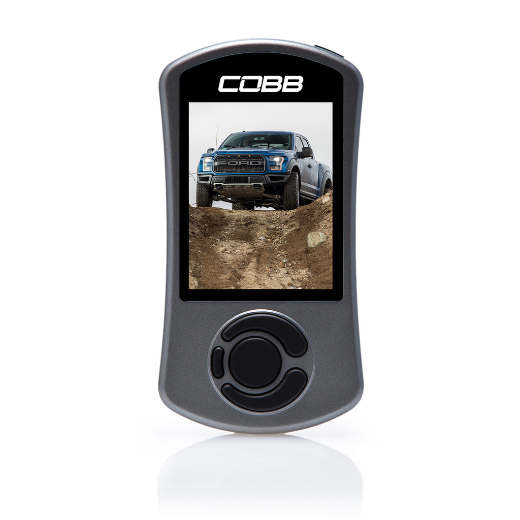 Cobb Tuning Cobb Tuning Accessport with TCM Flashing for 2017+ Ford F-150 Raptor (Includes TunePlus, Inc Custom Tune!)