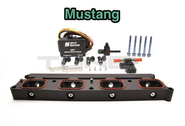tune port injection kit e85 compatible for 2015 ecoboost mustang. Black Bedroom Furniture Sets. Home Design Ideas