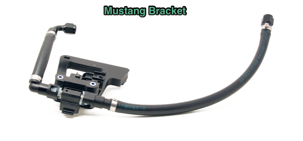 TUNE+ Port Injection Kit (E85 Compatible) for 2015+ Ecoboost Mustang, Focus RS, and Focus ST
