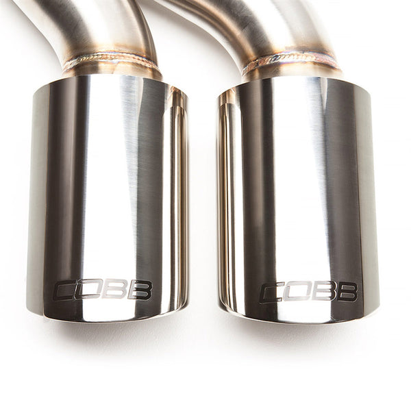 Cobb Tuning Cat-Back Exhaust for 2013+ Focus ST