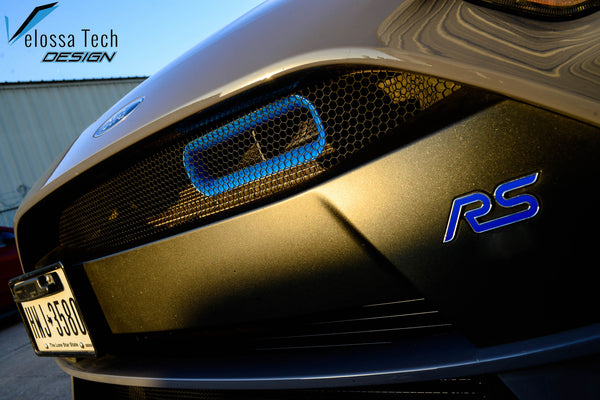 VelossaTech BIG MOUTH Inlet for 2016+ Ford Focus RS