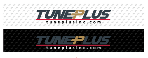 TunePlus, Inc Windshield Banner