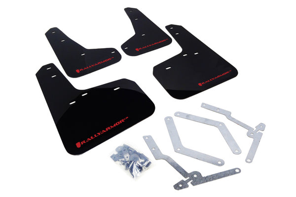 Rally Armor UR Mud Flaps for 2013+ Focus ST / 2016+ Focus RS