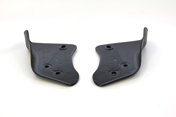 Steeda Brake Cooling Deflector Kit For 2015+ Ford Mustang